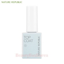 NATURE REPUBLIC Sunny Gel Nail Top Coat 8.5ml [2018],NATURE REPUBLIC